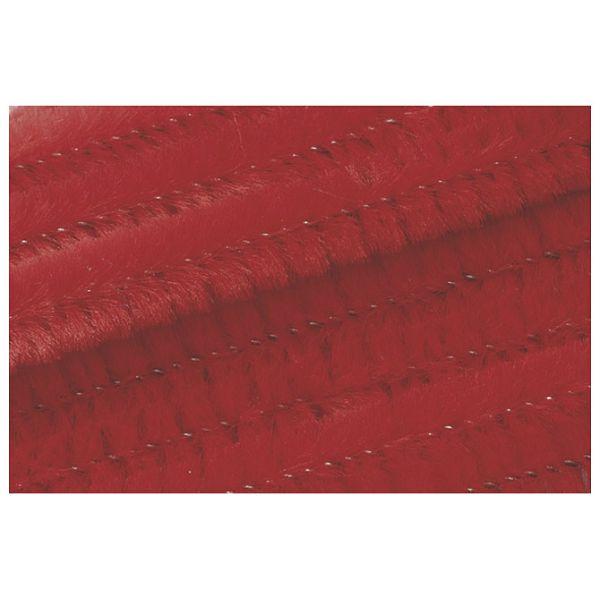 Žica ukrasna čupava pk10 Knorr Prandell 21-8476152 crvena blister