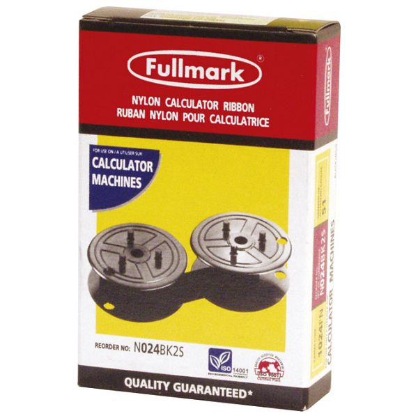 Vrpca za kalkulator 13mm grupa 51 Fullmark crna
