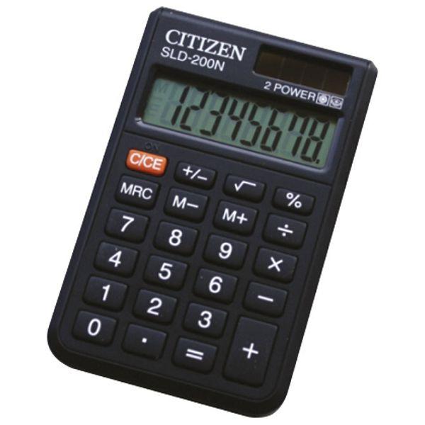 Kalkulator komercijalni  8mjesta Citizen SLD-200N