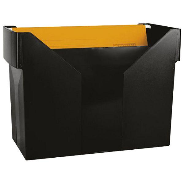 Kutija za mape viseće +5mapa Donau 7422001PL-01 crna