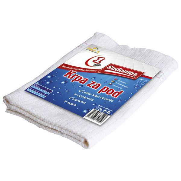 Pribor za čišćenje-krpa za pod 50x60cm Sudomat