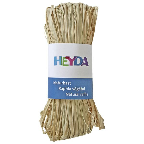 Rafija prirodna 50g Heyda 20-48877 99 natur