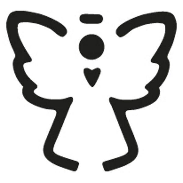 Bušač 1 rupa mala-anđeo pop-up Heyda 20-36874 37 blister