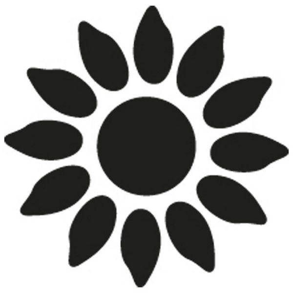 Bušač 1 rupa mala-sunce Heyda 20-36874 52 blister