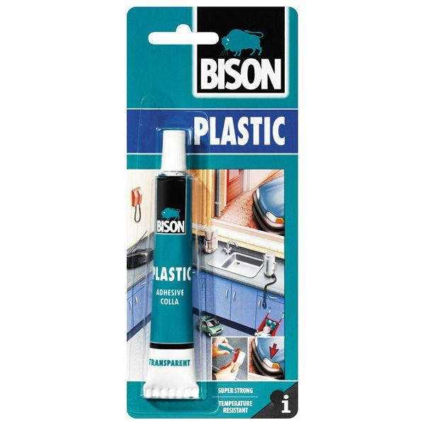 Ljepilo za plastiku 25 ml Bison blister