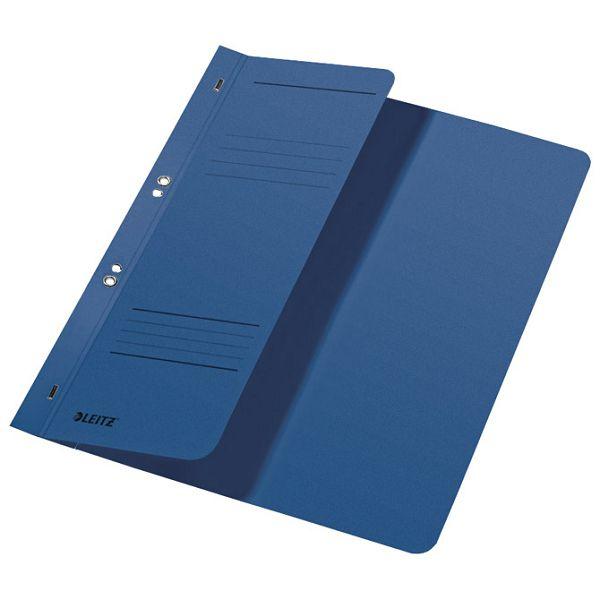 Fascikl-polufascikl karton s mehanikom A4 F7 Leitz 37400035 plavi