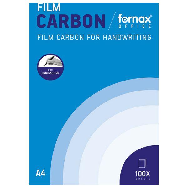 Indigo ručni film A4 pk100 Fornax plavi