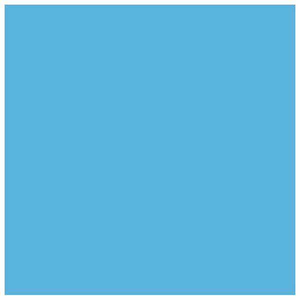 Papir ILK u boji A4 120g pk25 Mondi AB48 plavi