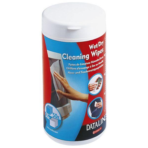 Sredstvo za čišćenje ekrana maramice pk100 Dataline 67119