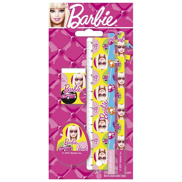 Set školski 1/5 Barbie Target 11-0937 blister!!