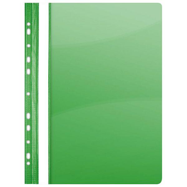 Fascikl mehanika euro pp A4 uložni Donau 1704001PL-06 zeleni