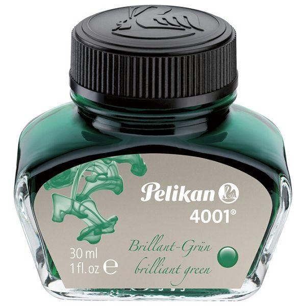 Tinta za nalivpero bočica 30ml 4001 Pelikan 301044 zelena