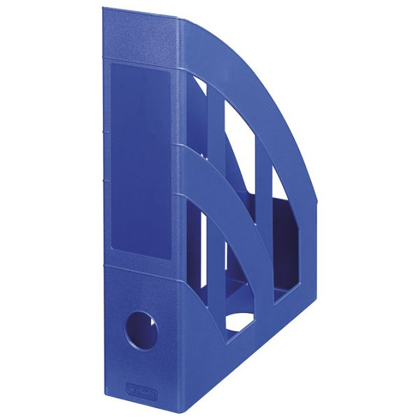 Stalak za spise okomit plastičan classic Herlitz 65011 plavi