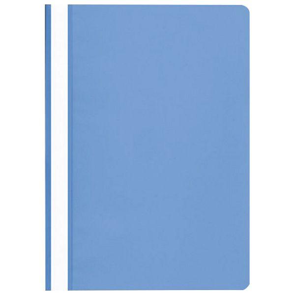 Fascikl mehanika klizna pp A4  Fornax 40505 svijetlo plavi