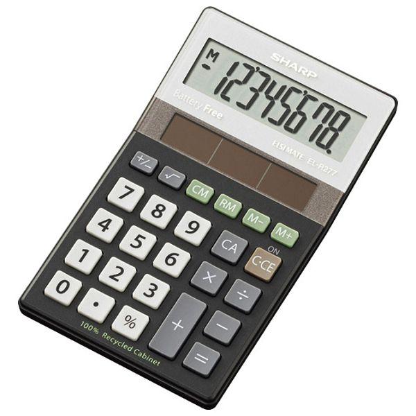 Kalkulator komercijalni  8mjesta Eco Sharp EL-R277 blister!!