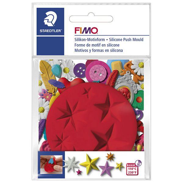 Kalup za modeliranje Stars Fimo Staedtler 8725 20 blister