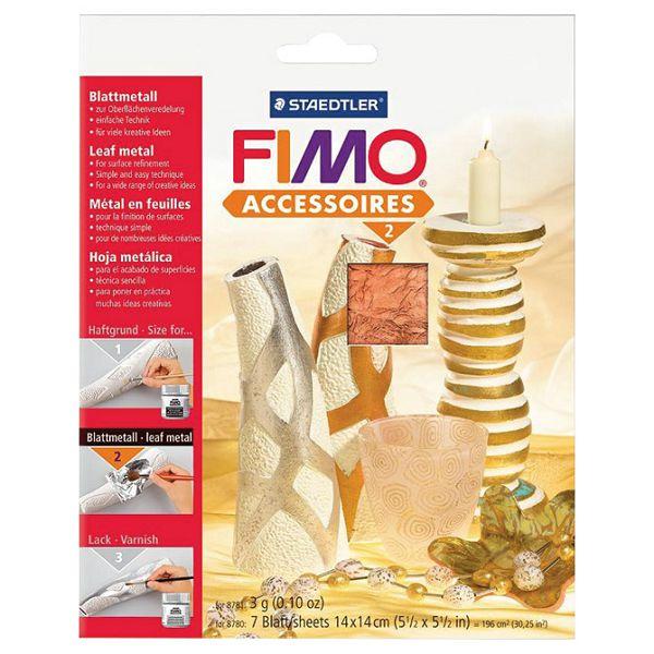 Listići za mase za modeliranje metalni Staedtler 8780-99 abalone blister!!