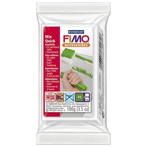 Masa za omekšavanje Fimo Mix Quick Staedtler 8026