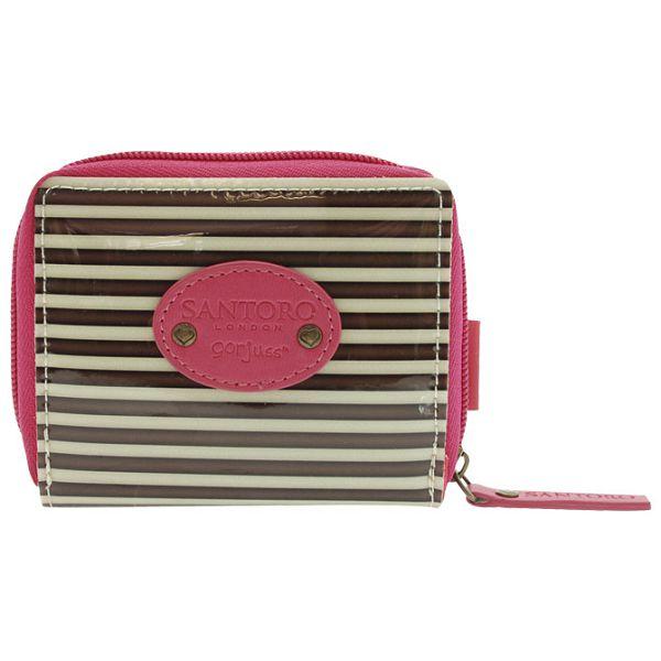 Novčanik za sitan novac zip Ladybird Cream Gorjuss 462GJ05!!
