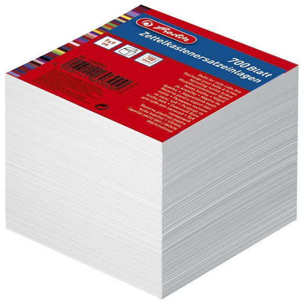 Papir za kocku 9x9x9cm Herlitz 1603000 bijeli