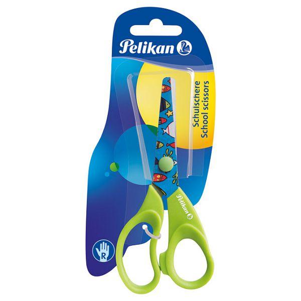 Škare školske 13cm Fancy Pelikan 804837 blister