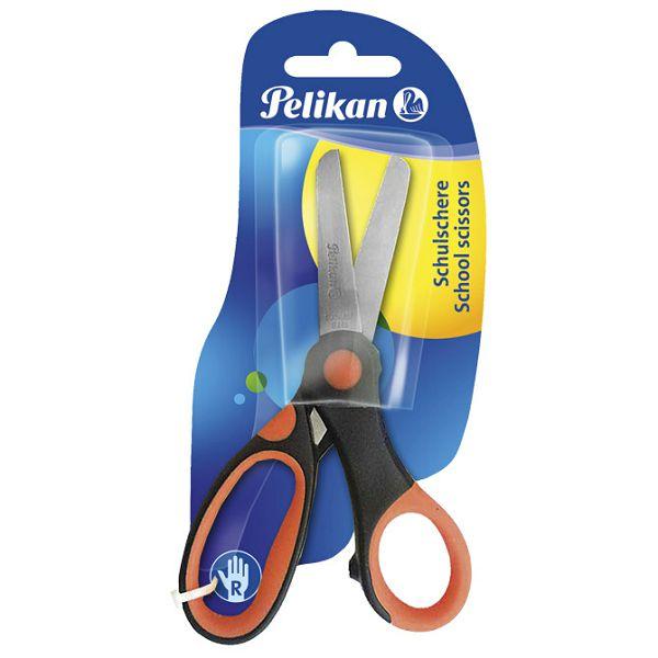 Škare školske 13cm Supersoft Pelikan 804851 blister