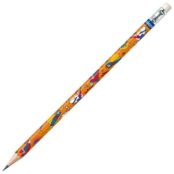 Olovka grafitna HB Comic pk6 Staedtler 172 COTB6 blister