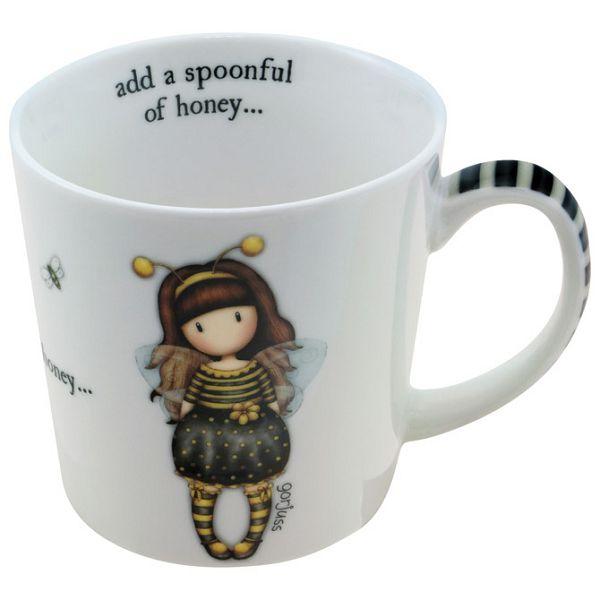 Šalica velika Bee-Loved Gorjuss 933GJ03