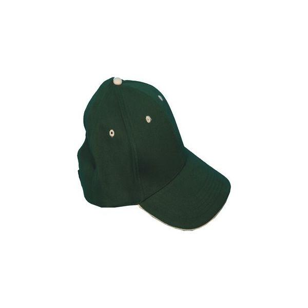 Kapa sandwich top 6 zelena 61002