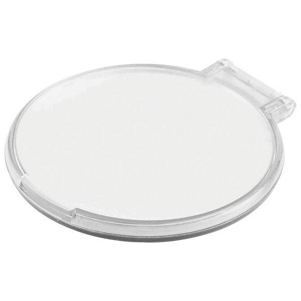 Ogledalo džepno bijelo