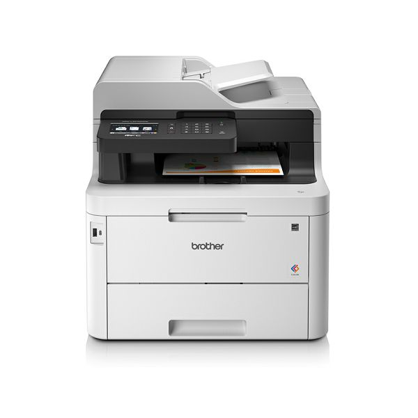 Brother MFC-L3770CDN  MFC LASER COLOR PRINTER