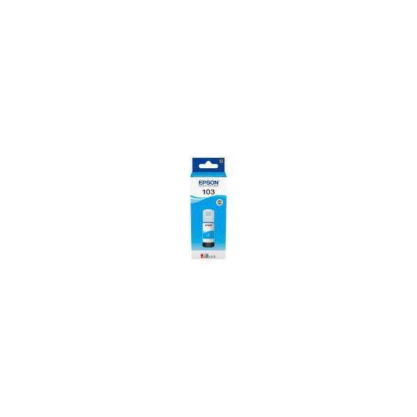 Tinta 103 EcoTank Cyan ink bottle L1110/3110/3111