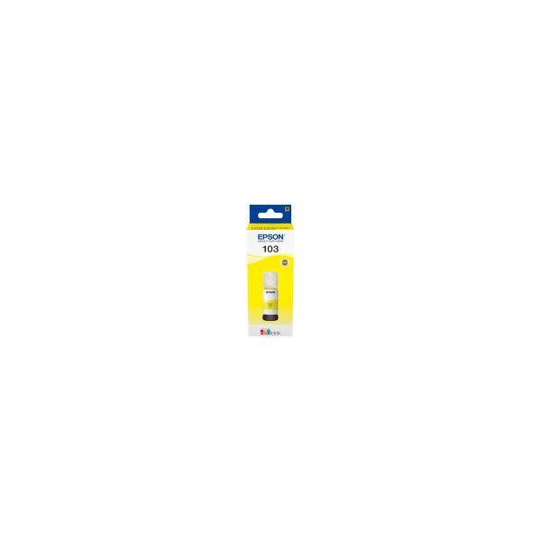 Tinta 103 EcoTank Yellow ink bottle L1110/3110/311