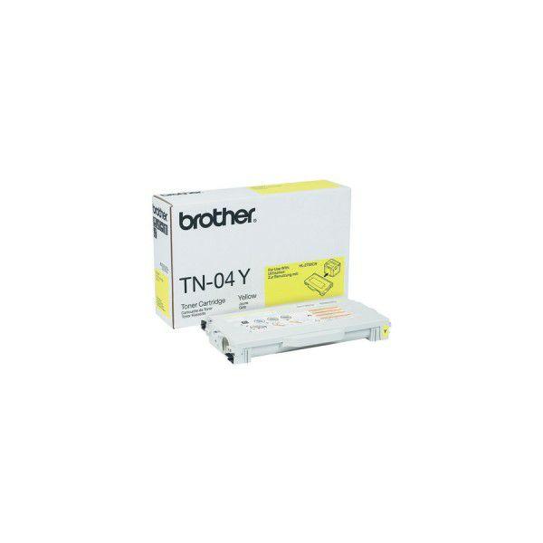 BROTHER TN-04 TN04 YELLOW ORGINALNI TONER