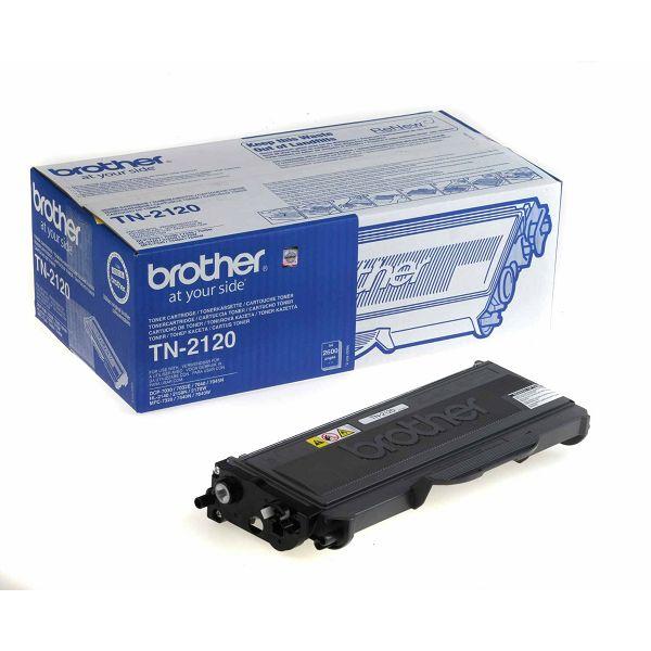 BROTHER TN-2120 TN2120 BLACK ORGINALNI TONER