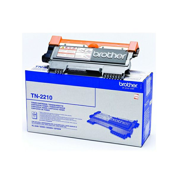 BROTHER TN-2210 TN2210 BLACK ORGINALNI TONER