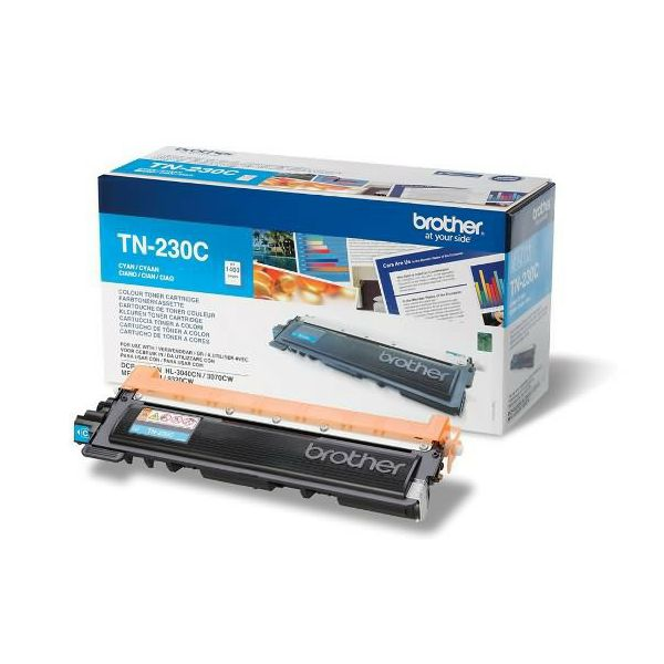 BROTHER TN-230 TN230 CYAN ORGINALNI TONER