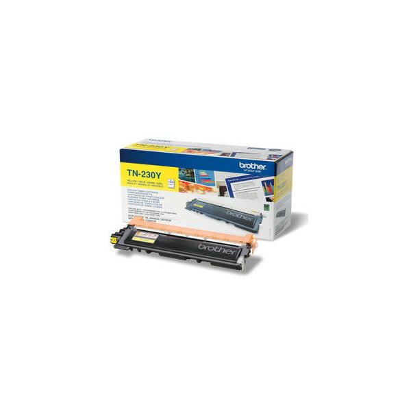 BROTHER TN-230 TN230 YELLOW ORGINALNI TONER