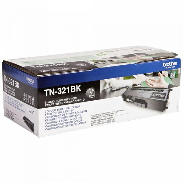 BROTHER TN-321 TN321 BLACK ORGINALNI TONER