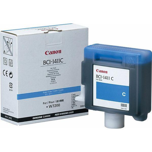 Canon BCI-1411 Cyan Originalna tinta