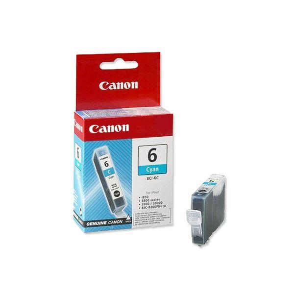 Canon BCI-6C Cyan Orginalna tinta