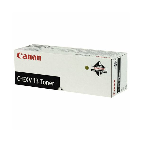 Canon C-EXV13 Black Originalni toner