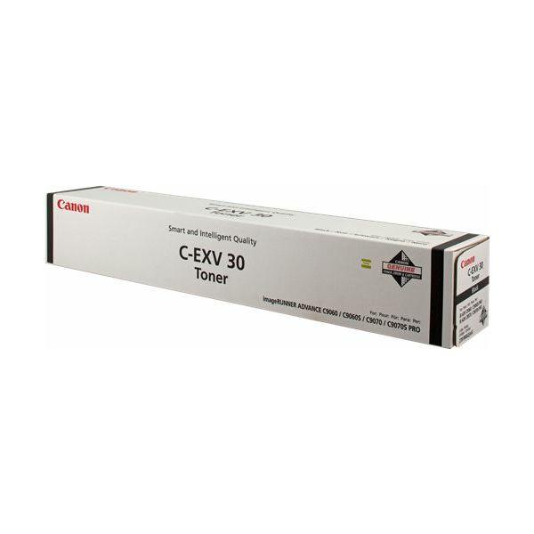 Canon C-EXV30 Black Originalni toner