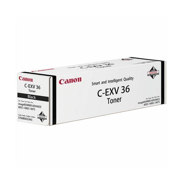 Canon C-EXV36 Black Originalni toner