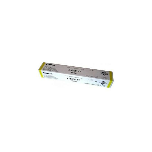 Canon C-EXV47 Yellow Originalni toner