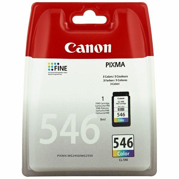 Canon CL-546 Color Orginalna tinta