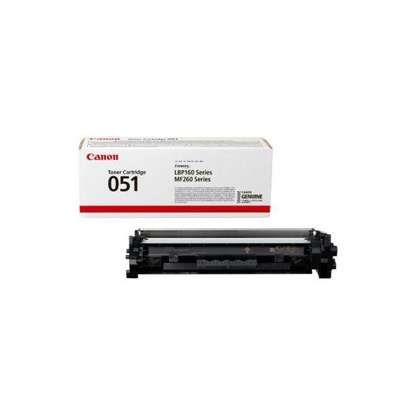 Canon CRG-051 Black Originalni toner
