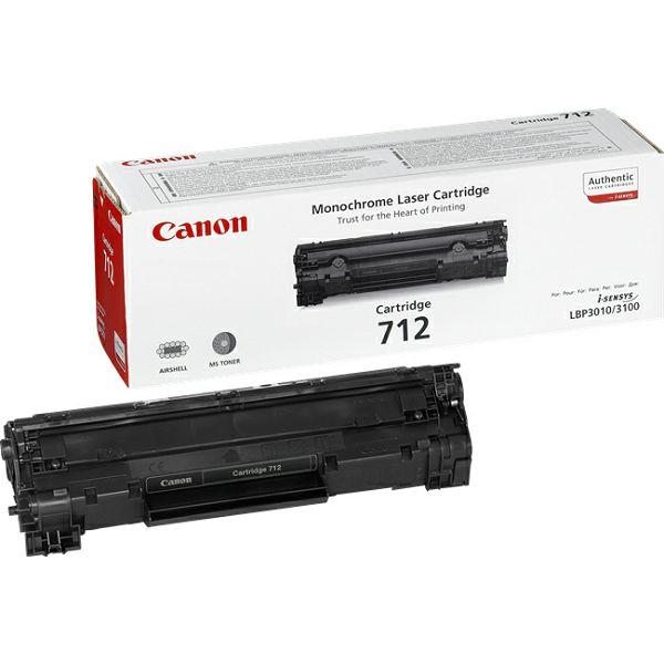 Canon CRG-712 Black Originalni toner