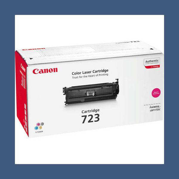 Canon CRG-723 Magenta Originalni toner