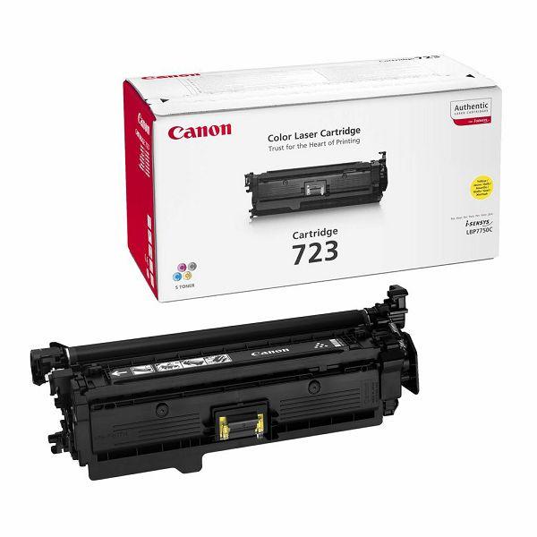 Canon CRG-723 Yellow Originalni toner
